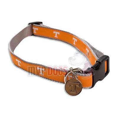 Tennessee Volunteers Woven Ribbon Collar Small