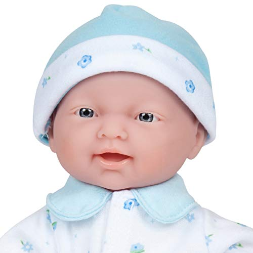 41lsqnN%2BAsL - JC Toys, La Baby 11-inch Washable Soft Body Boy Play Doll for Children 12 Months and Older, Designed by Berenguer