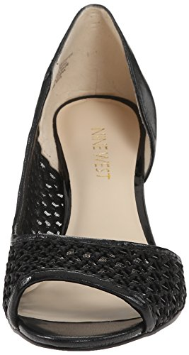 Nine West Not a Tall Mujer Lona Tacones