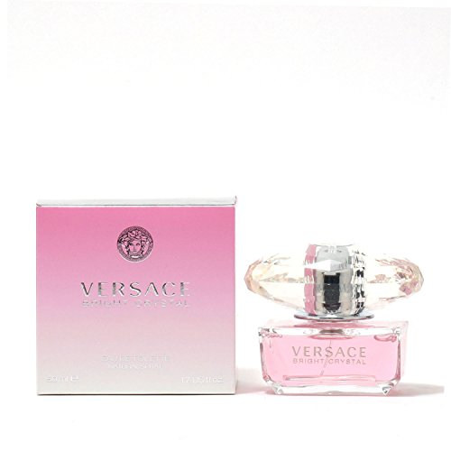 Versace Bright Crystal Ladies EDT Spray, 1.7 - Versace New