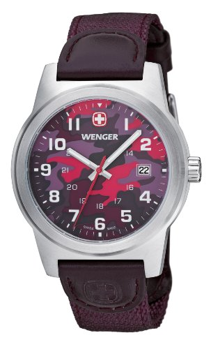Mens Watches Wenger Field Classic Color 01.0441.110