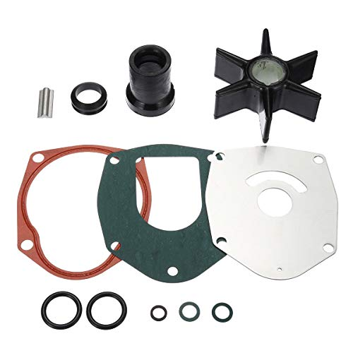 Water Pump Impeller Kit Replacement For Alpha One Gen 2 47-43026Q06 47-8M0100526 - Motorcycle Motorboat & Marine Parts - 1 X Water Pump Repair Kit