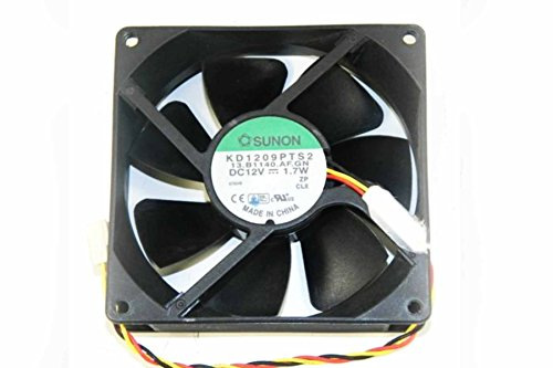 Dell Replacement Cooling Case Fan For Inspiron 530, 531 and Vostro 200, 400 Small Mini-Tower (SMT) Systems Part Number: HU843