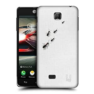 Ants Crawling On Table Chameleon Case For Lg Optimus F5 P875
