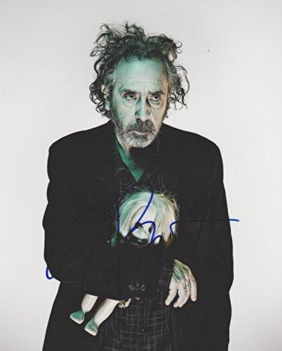 Tim Burton Autographed Signed 8x10 Photo