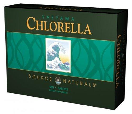 Source Naturals Chlorella de Yaeyama poudre, 16 onces