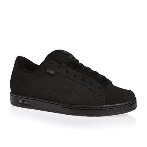 Etnies Kingpin - Smu, Herren Sneakers Black/black
