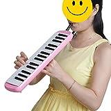 Glarry 32 Keys Melodica Musical Instrument for