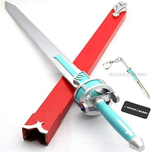 【WATER⑧BERRY】 ソードアートオンライン SAO アスナ ランベントライト 風 模造刀 剣 武器 コスプレ