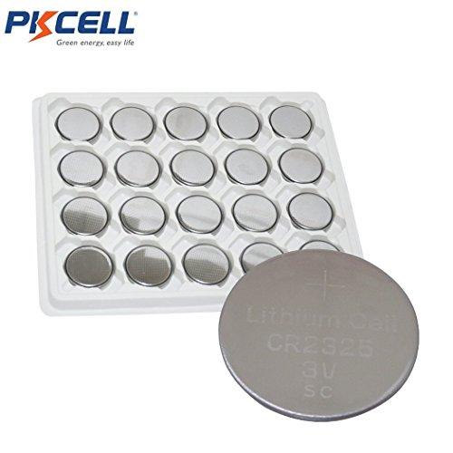 - 20 PCS 3V BR2325 CR2325 LM 2325 L2325 Lithium Battery