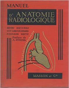 E Livre Pdf Telechargement Gratuit Manuel D Anatomie