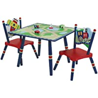 Wildkin Gettin Around Table & 2 Chair Set