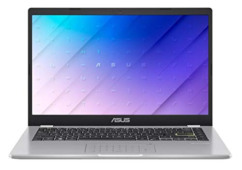 ASUS E410MA-EK321T (Intel Pentium Silver N5030 (Quad Core)/4 GB RAM/256 GB PCIe SSD/14″FHD/NumberPad/ White /1 Yr. Warranty)
