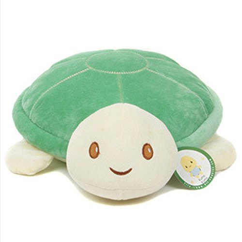 """Lovely Plush Turtle Toys Stuffed Animal Plush Doll Papa Pillow For Room Car Decoration Playmate For Baby Adult 11.8"""" (boys)"""