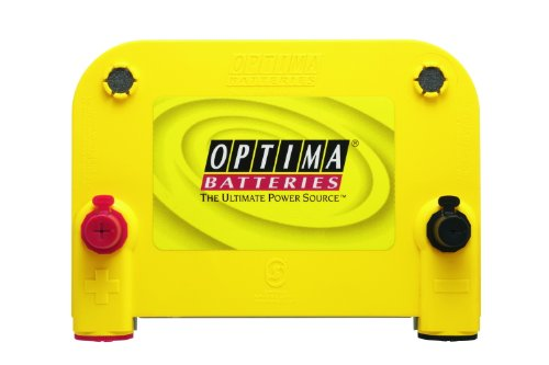 Optima Batteries 8042-218 D75/25 YellowTop Dual Purpose Battery by Optima (Image #5)