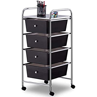 giantex-4-drawers-cart-storage-bin