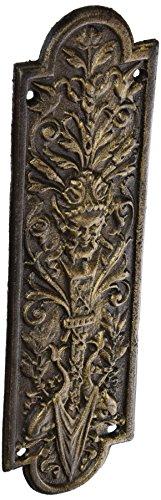 Design Toscano Greenman Door Plate ()
