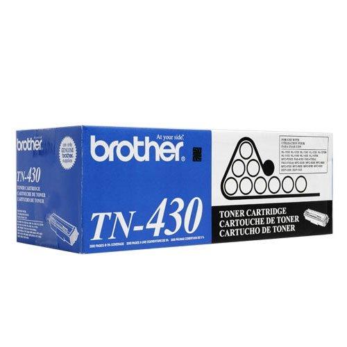 - Original Brother TN-430 (TN430) 3000 Yield Black Toner Cartridge - Retail