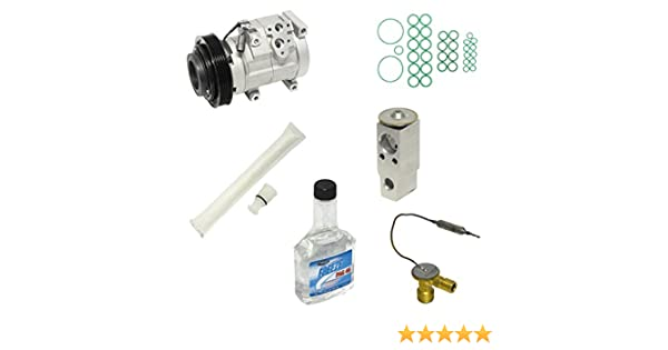 New A//C Compressor and Component Kit KT 1038-38810RGLA01 Odyssey