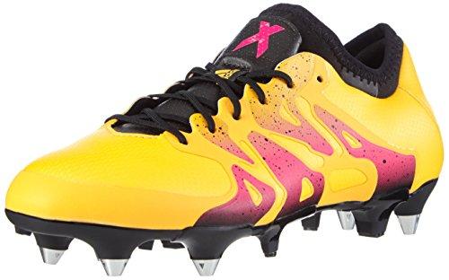 Sg Gold Scarpe 15 shock Black Calcio 1 X Da Arancione Adidas Pink solar core Uomo pZHvBB