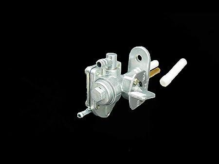 Robinet /à essence pour Suzuki DRZ400 DRZ 400 S//E//SM //DR650SE GSF600//1200 Bandit LS650 Savage Kawasaki Zephyr 750 ZR750 Ninja 900R 500 VN800 Robinet de carburant