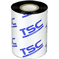 TSC 35-S110300-20CD Prem Wax/Resin Ribbon, 4.33 x 984, 1 CSO for TA200 TA210 TA300 TA310 TTP243PRO TTP2244PRO TTP247 TTP345 TX200 TX300 TX600 Thermal Printer (Pack of 12)