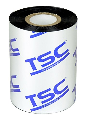 (TSC 35-S110300-20CD Prem Wax/Resin Ribbon, 4.33