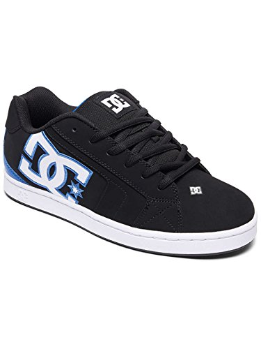 Shoes DC Black Black unisex Blue Sneakers O1wqRCZ