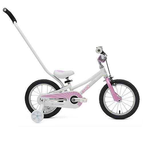ByK E-250 Kid's Bike, 14 inch Wheels, 6.5 inch Frame, Girl's Bike, Pink