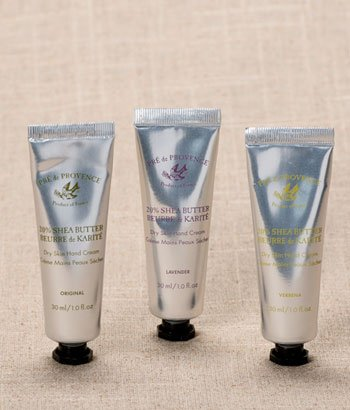 Hand Cream Trio by Country (Toscano Rose)