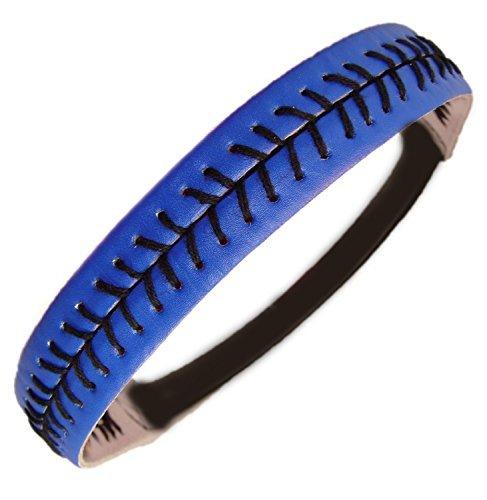 Softball Headbands - Stitching Seam Fastpitch Stretch Elastic Sport and Fashion Headband by Kenz Laurenz
