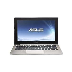 ASUS VivoBook X202E-DH31T 11.6 HD Notebook Intel Core i3-3217U 1.8GHz 4GB DDR3 500GB HDD Intel GMA HD Windows 8 Home Premium 64-bit Grey Aluminum