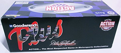 Dale Earnhardt GM Goodwrench Plus #3 Bank 1997 Monte Carlo Action Racing 1:24 Die-Cast Stock Car Limited Run