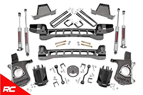 06 chevy 1500 lift kit - 3