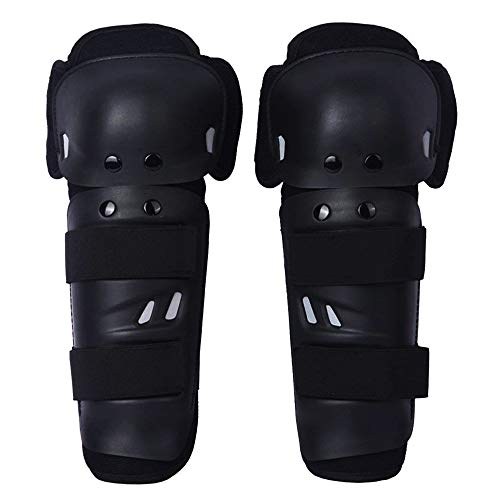 Ediors Kids Protective Gear Knee/Shin Guard Pads for Youth Children Bicycle, Inline Skatings, Scooter, Skateboard, Motocross Racing, Skiing, Skating Safety Sports Drop Resistance Protective
