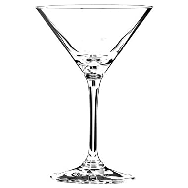 Riedel Vinum Crystal Martini Glass, Set of 4
