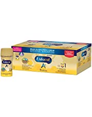 Enfamil A+, Baby Formula, Ready to Feed Bottles, DHA (a type of Omega-3 fat) to help support brain development, Age 0-12 months, 237ml x 18 count