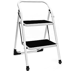 Amazon Com Delxo Step Ladder Folding Step Stool