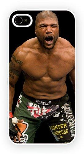 Rampage Jackson UFC, iPhone 5 5S, Etui de téléphone mobile - encre brillant impression