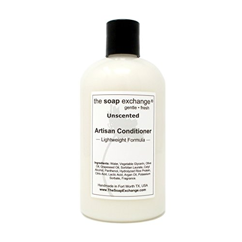 The Soap Exchange Hair Conditioner - Unscented Fragrance Fre