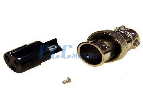 Amazon.com: 3 Pin Conector Inline para patinete eléctrico ...