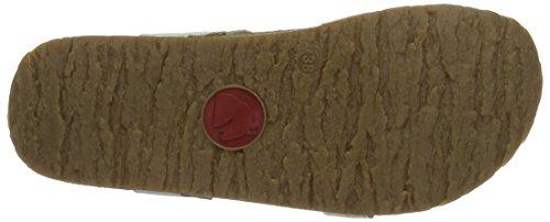 Haflinger Mila - Mules Mujer Gris (Stone)