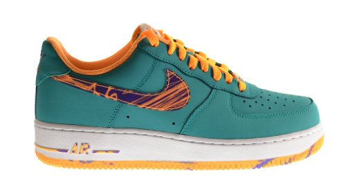 sale retailer 4863e 0242d NIKE Air Force 1 Men s Shoes Purple Venom Atomic Mango-Turbo Green  488298-313 - Buy Online in Kuwait.   Shoes Products in Kuwait - See Prices,  ...