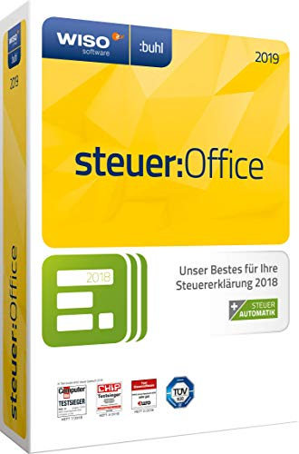 Price comparison product image WISO steuer:Office 2019