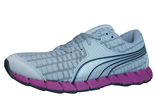 Purple Silver Osuran Womens Puma Trainers Shoes Running v7WTxq