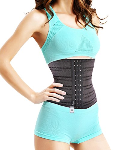 Junlan Women Waist Trainer 1Weight Losing Shaper Burn Fat Burning - Lace Slip All Triangle