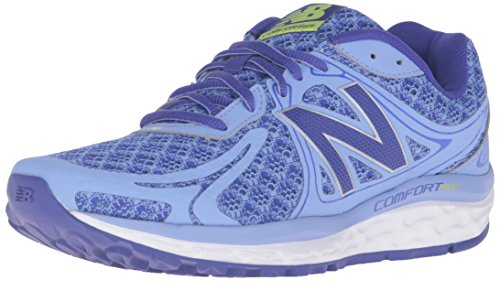 New Balance Women s W720v3 Running Shoe, Purple Silver