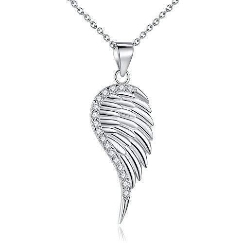 Uhren & Schmuck Wunderschöne Silberne Zirkoniakette Seien Sie Im Design Neu