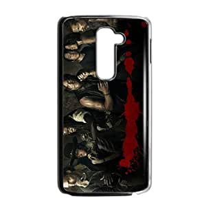 The Walking Dead For LG G2 Case protection phone Case ST167800