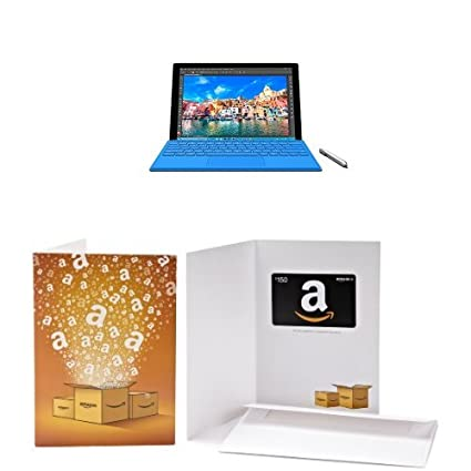 Microsoft Surface Pro 4 i7 (256GB) with Wireless Media